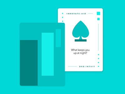 Delight shuffle Prompt Design methodology art direction card game design illustration academy card design print design
