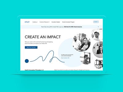 Internal Innovation Hub training innovation user interface design ux ui user experience design thinking