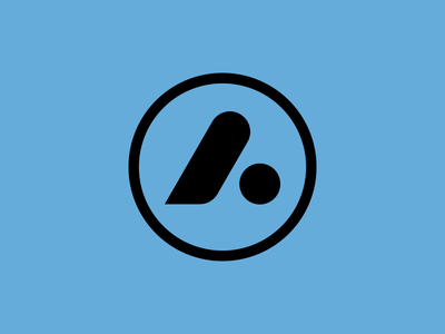 Innovation Academy Logo branding academy logo
