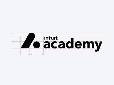 Innovation Academy Logo academy design thinking vector logo ui design