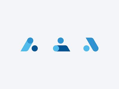 Innovation Academy Logo vector methodology branding design thinking logo