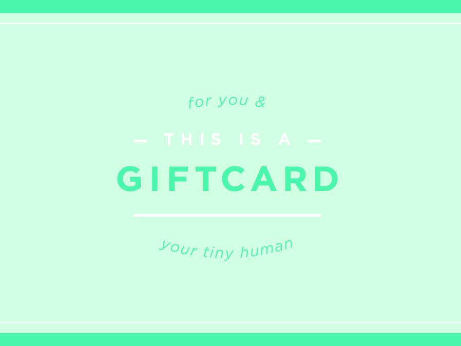 Gift card Design retail design card design printdesign gift certificate gift card