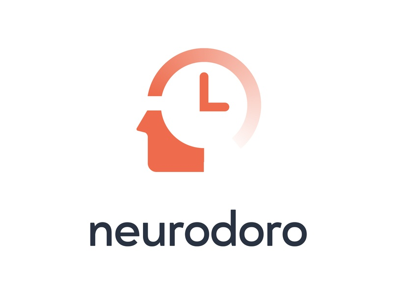 Neurodoro design logo