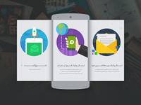 Intro app messenger