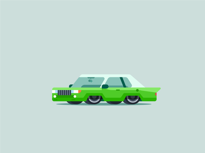 Lowrider small car tiny car hotwheels micromachine soft top vehicles vehicle vector simple illustration icon garage design project design gangster lowrider carproject car