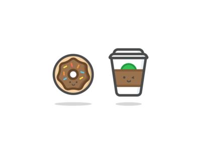 Donut & Coffee