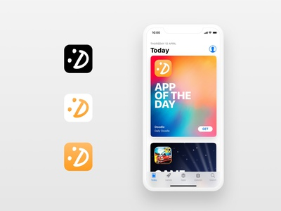 Daily UI Challenge   App icon app icon design logo app icon logo app icon application uxdesign ux uiux uidesign ui simple dailyuichallenge appdesign app