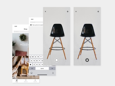 Daily UI Challenge   Search search bar search image search image recognition ecommerce app ecommerce design ecommerce invision sketch product design design app application appdesign uxdesign ux uiux uidesign ui dailyuichallenge