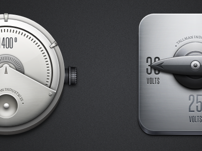 Icons—WIP