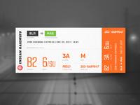 Irctc ticket front