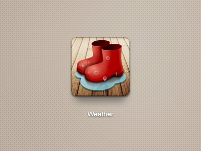 Mi-weather weather icon