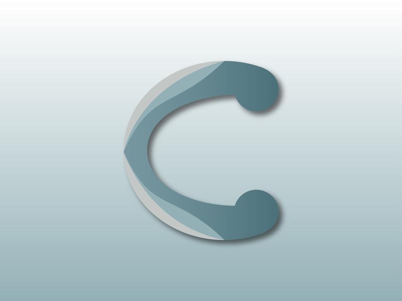 LOGO Alphabet C simple logo design simple logo brand logo brand brand logo design alphabet logo alphabet logo alphabet elegant typography ui logo art icon branding vector flat design