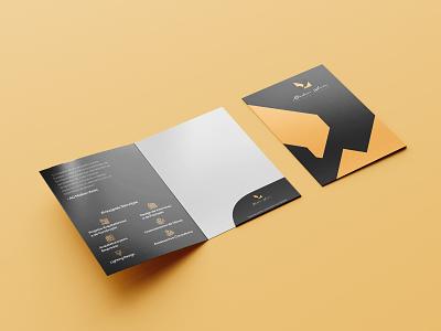 Aplicação em material gráfico branding identity branding identidade de marca design