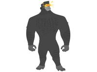 Laser Gorilla