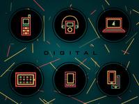 Set for digest of digital trends