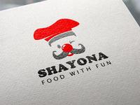 Shayona Logo Design