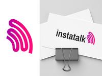 Instatalk Logo