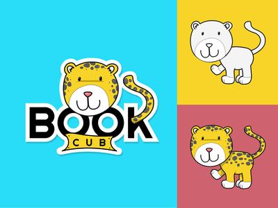 Book Cub Logo