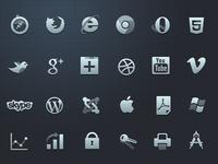 Icon Set Sample