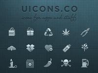 Uicons Icon Set