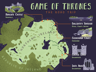Game Of Thrones Roadtrip