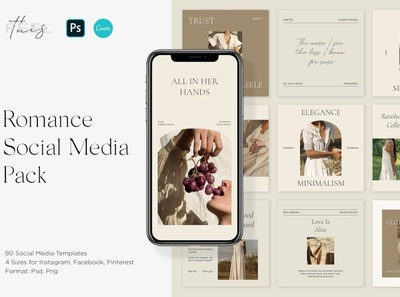 Romance Social Media Pack stories instagram stories template instagram stories pack instagram story instagram story template instagram template instagram stories instagram banner instagram post instagram blogger blog digital art design templates template social media templates social media pack social media template social media