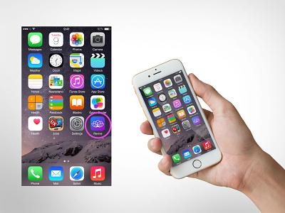 Daily UI 5 App Icon Design branding app dailyui
