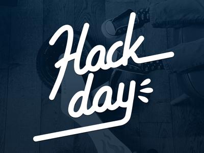 Yammer London Hack Day logo