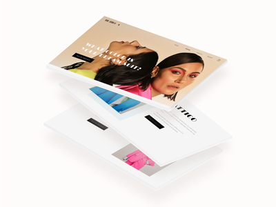 The ATTICO - ecomerce online shop 🦩 fashion app online shop ecommerce web fashion app ui design ui design