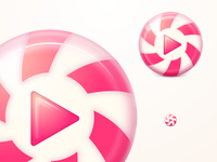 Lollypop Player icon