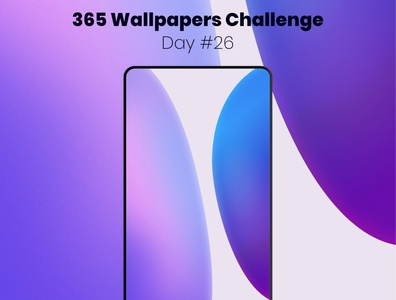 365 Wallpapers Challenge - Day #26 daily mobile 365 daily challenge affinity designer affinitydesigner 365 wallpaper wallpaper design wallpapers challenge