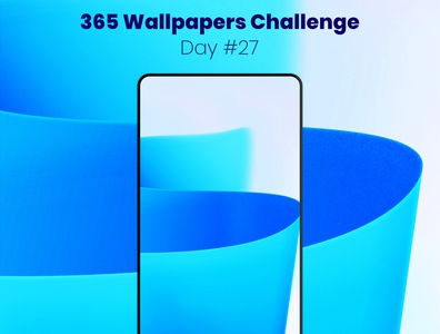 365 Wallpapers Challenge - Day #27 mobile 365 daily affinity designer affinitydesigner 365 daily challenge wallpaper wallpaper design wallpapers challenge
