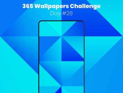 365 Wallpapers Challenge - Day #28 365 mobile daily affinitydesigner affinity designer 365 daily challenge wallpaper wallpaper design wallpapers challenge