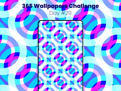 365 Wallpapers Challenge - Day #29 mobile daily 365 daily challenge affinity designer affinitydesigner 365 wallpaper wallpaper design wallpapers challenge
