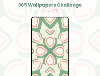 365 Wallpapers Challenge - Day #31 mobile 365 daily challenge affinity designer affinitydesigner 365 wallpaper daily wallpaper design wallpapers challenge
