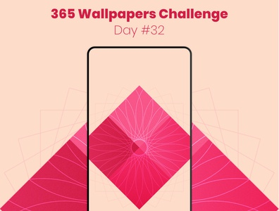 365 Wallpapers Challenge - Day #32 mobile 365 daily challenge affinity designer affinitydesigner 365 wallpaper daily wallpaper design wallpapers challenge