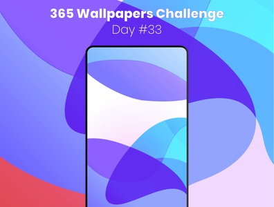 365 Wallpapers Challenge - Day #33 mobile 365 daily challenge affinity designer affinitydesigner 365 wallpaper daily wallpaper design wallpapers challenge