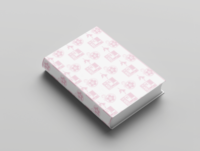 Pink Journal Mockup