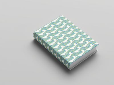 Chinese House Journal Mockup