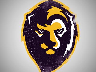 lions logo photoshop web icon branding website vector logo design