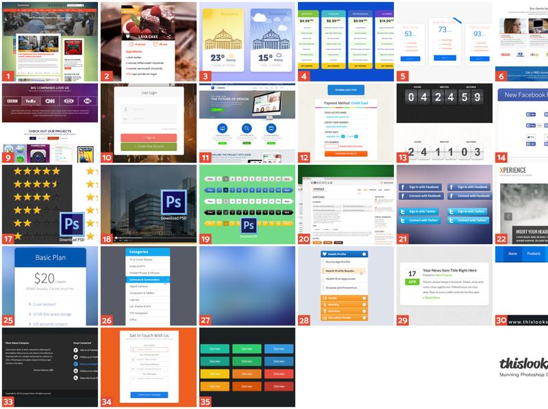 web design app ui photoshop typography icon web branding website logo design