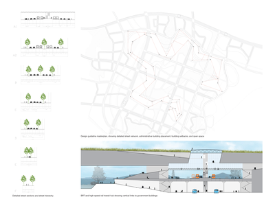 Design Guidelines for Sejong New City