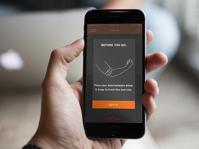 Onboarding onboarding illustration ui mobile ux screen popup modal walkthrough notification