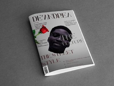 Magazine design(2) magazine design graphics