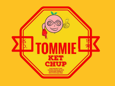 Tommie's designerfoodies brand