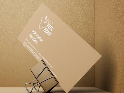 Dear home card