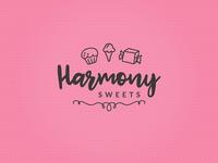 Harmony Sweets Logo