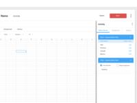 Spreadsheet - filter/facet