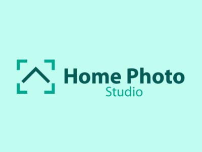 Home Photo Studio logoroom designer concept identity brand logotype logos logo design