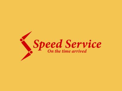 Speed Service logo concept illustrator illustration logos designs brandlogo designer concept design logo